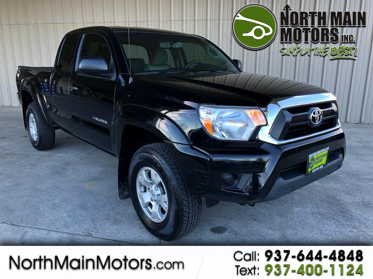 2015 Toyota Tacoma 4WD Access V6 AT (Natl)