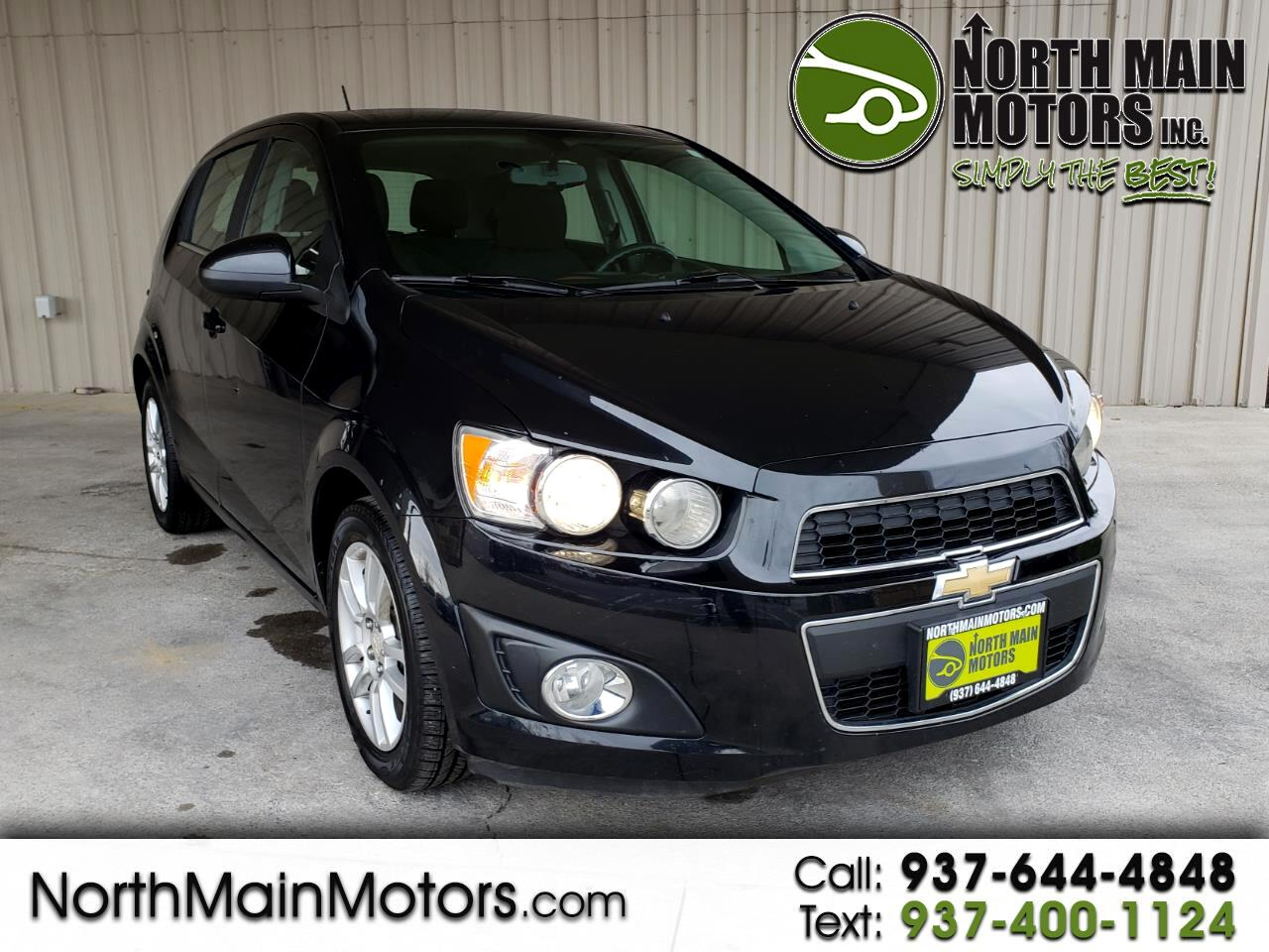 2015 Chevrolet Sonic 5dr HB Manual LT