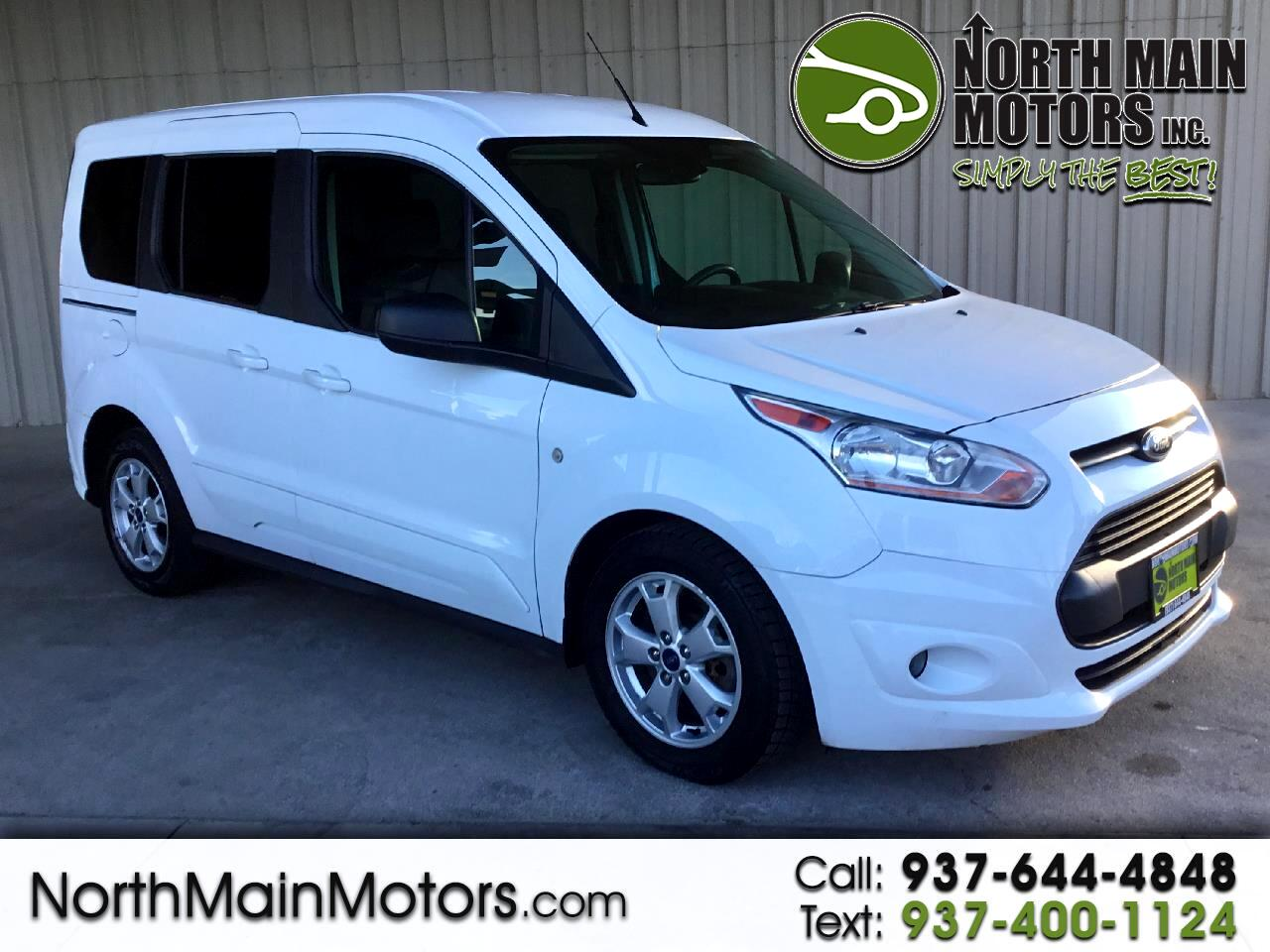 2014 Ford Transit Connect Van XLT LWB w/Rear Symmetrical Doors