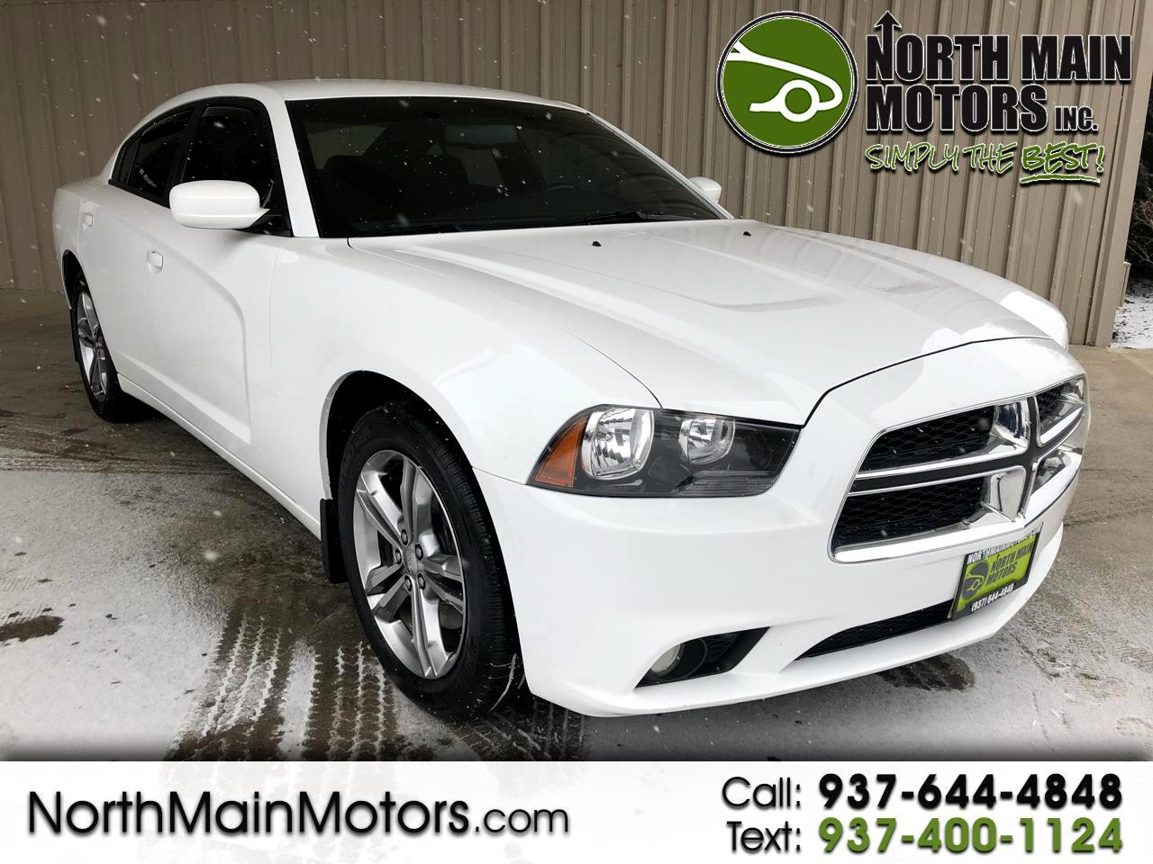 2013 Dodge Charger 4dr Sdn SXT AWD