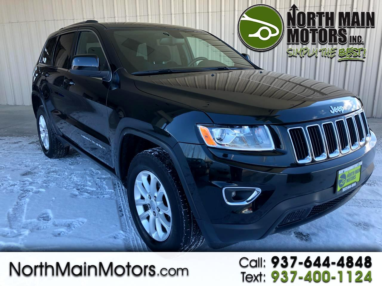 2015 Jeep Grand Cherokee 4WD