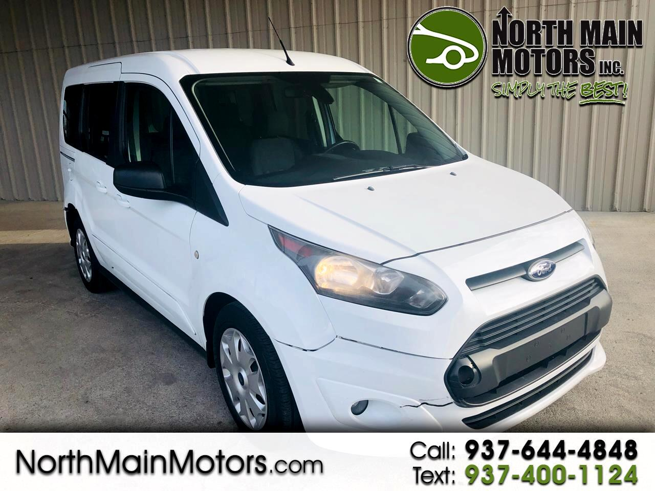 2015 Ford Transit Connect Wagon 4dr Wgn SWB XLT