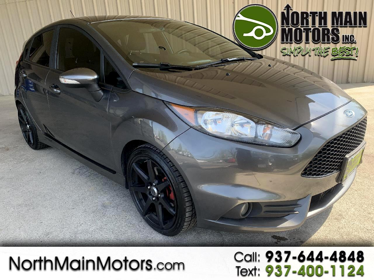 2016 Ford Fiesta 5dr HB ST