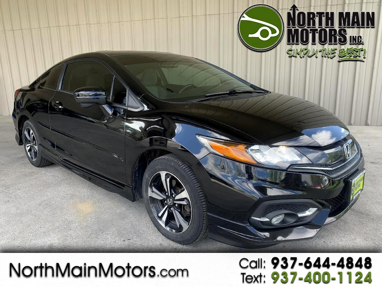 2014 Honda Civic Coupe 2dr CVT EX