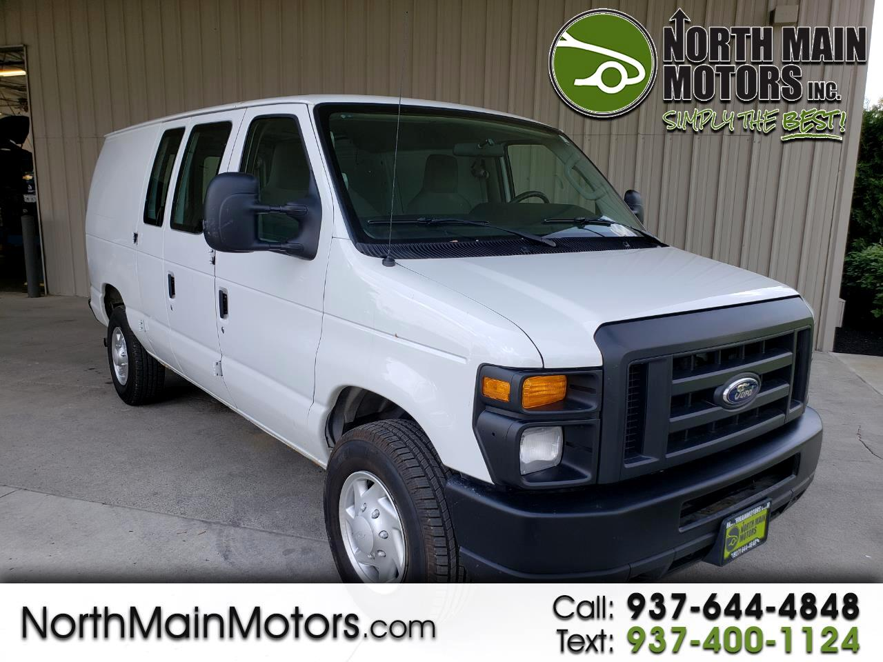 2013 Ford Econoline Cargo Van E-350 Super Duty Recreational