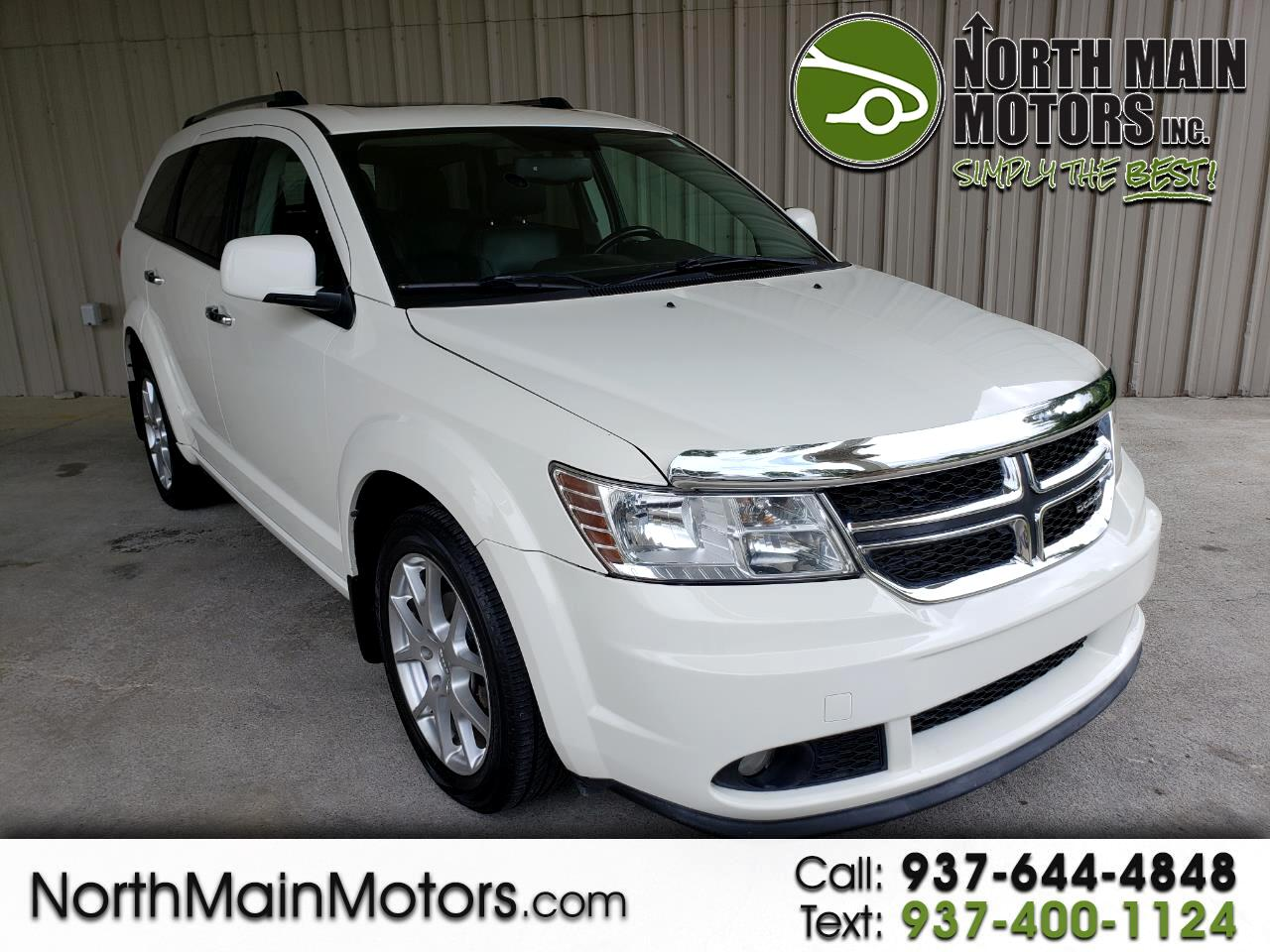 2011 Dodge Journey AWD 4dr R/T