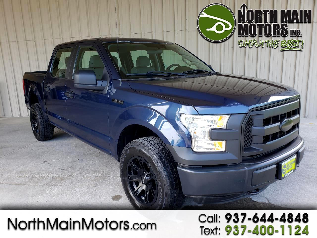 "Ford F-150 4WD SuperCrew 145"" XL 2015"