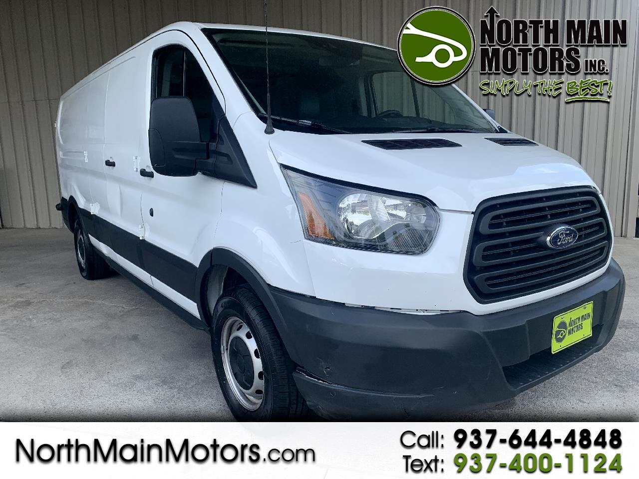 "2016 Ford Transit Cargo Van T-150 148"" Low Rf 8600 GVWR Swing-Out RH Dr"