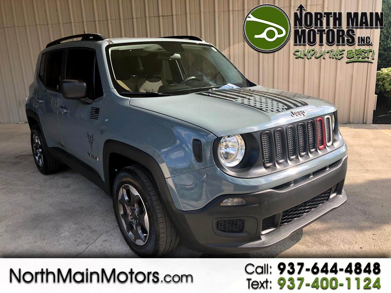 Jeep Renegade Sport FWD *Ltd Avail* 2017