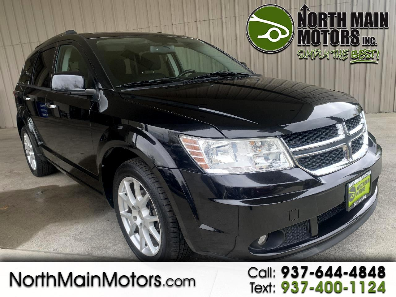 2011 Dodge Journey AWD 4dr Crew