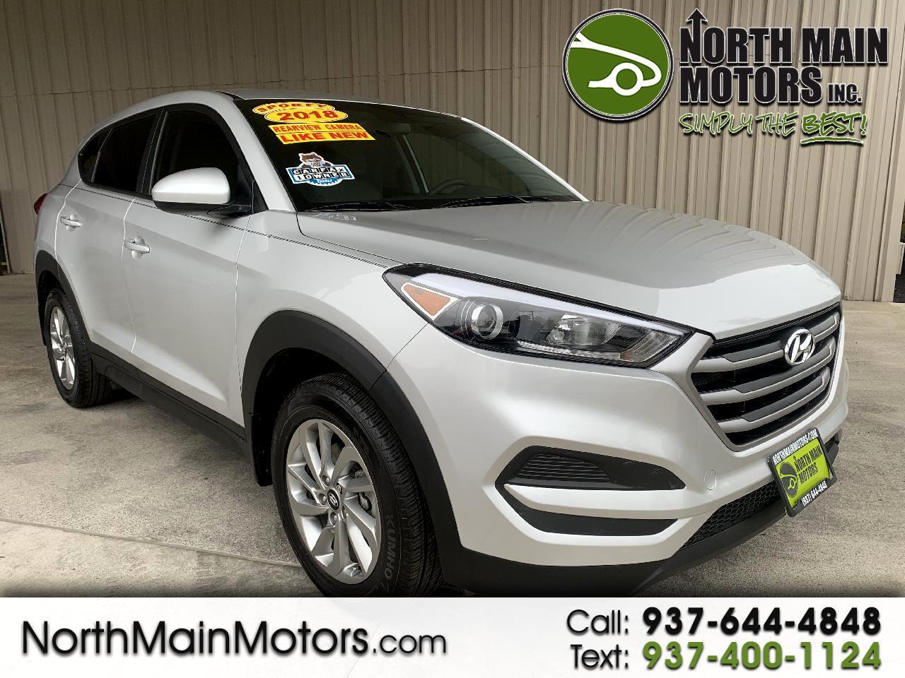Hyundai Tucson SE FWD 2018