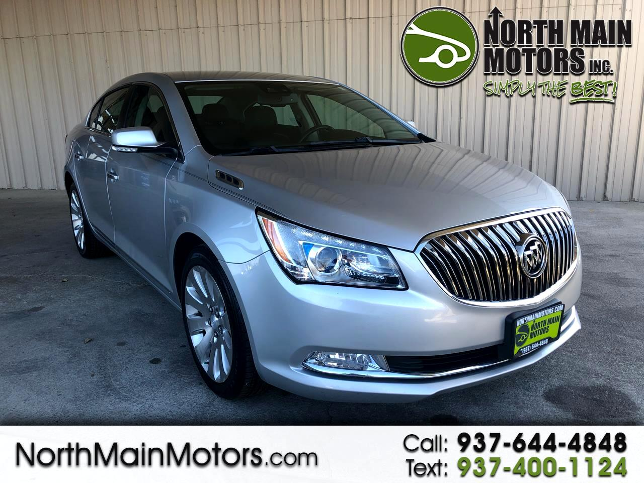 Buick LaCrosse 4dr Sdn Leather AWD 2016
