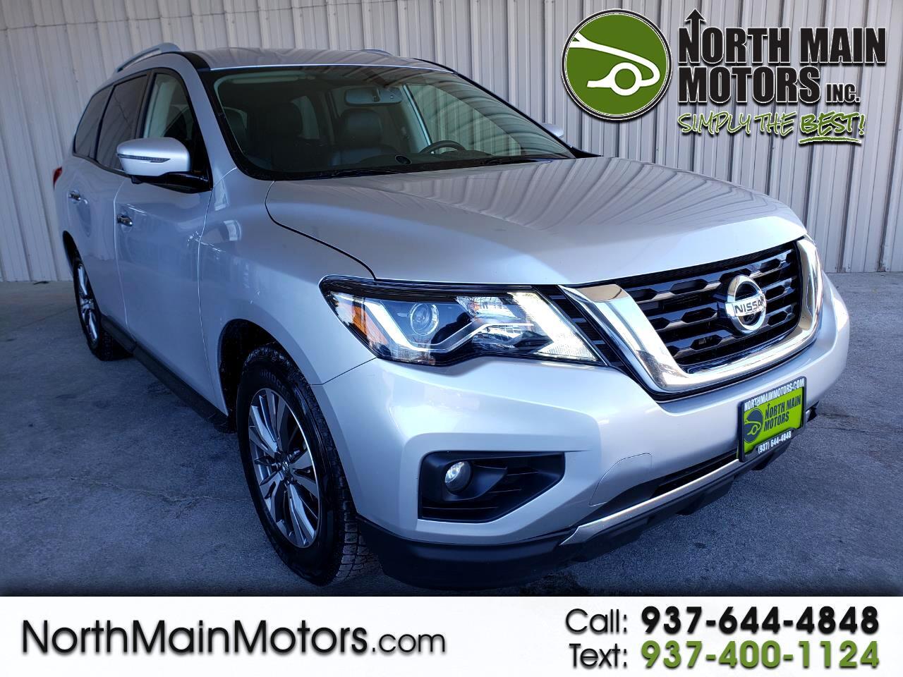Nissan Pathfinder FWD SL 2018