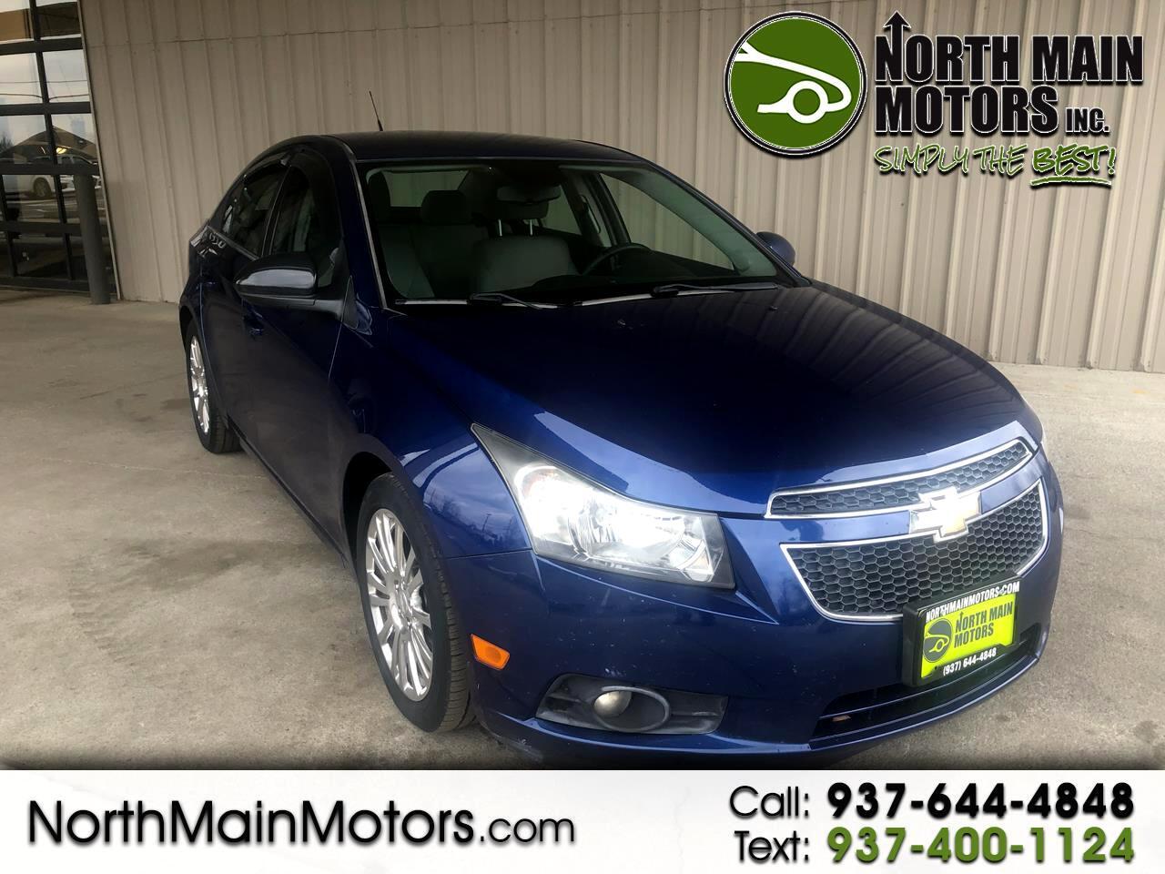 Chevrolet Cruze 4dr Sdn ECO 2012