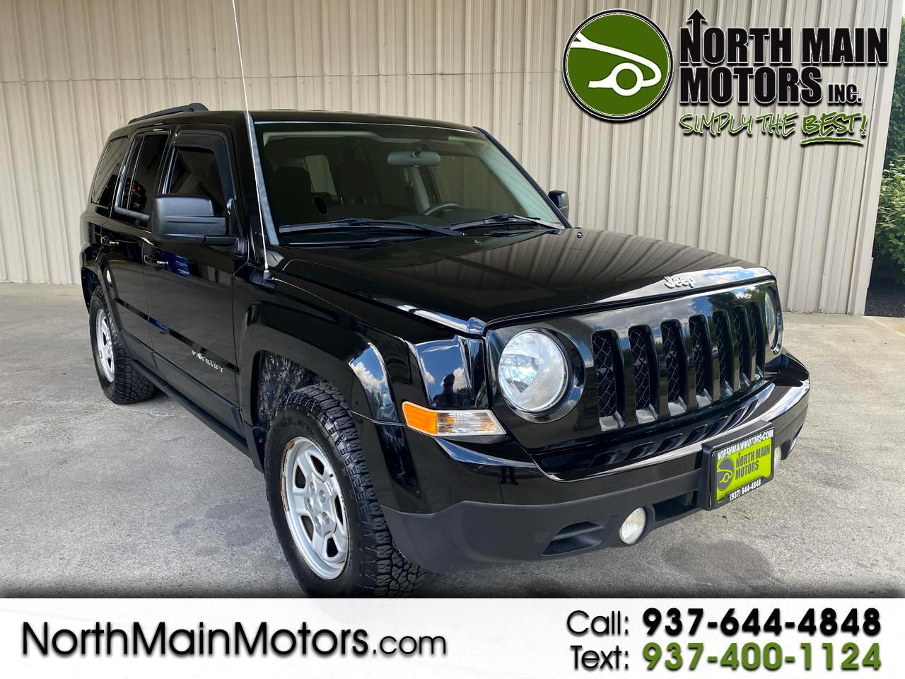 Jeep Patriot Sport 2WD 2012