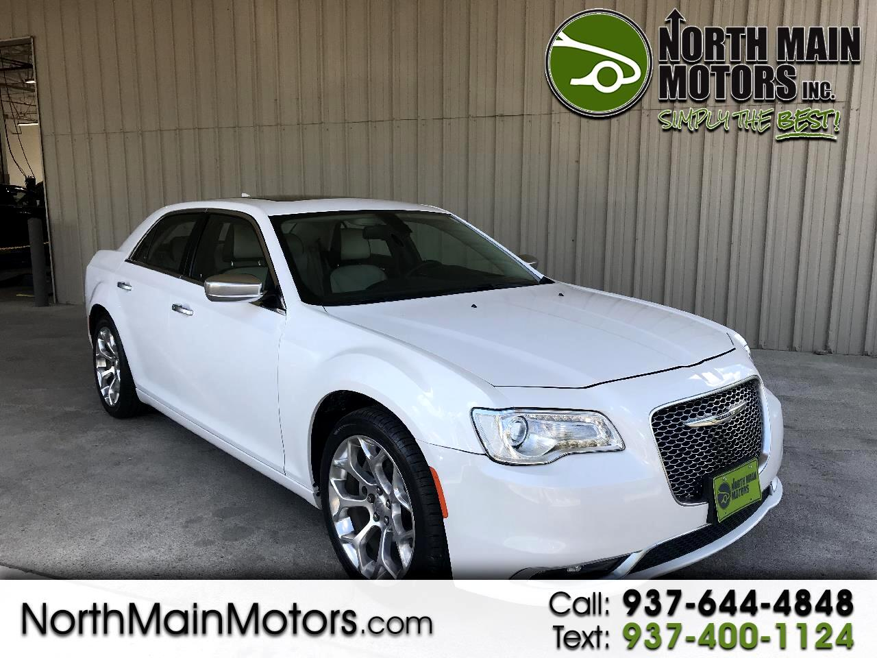 Chrysler 300 C Platinum RWD 2016