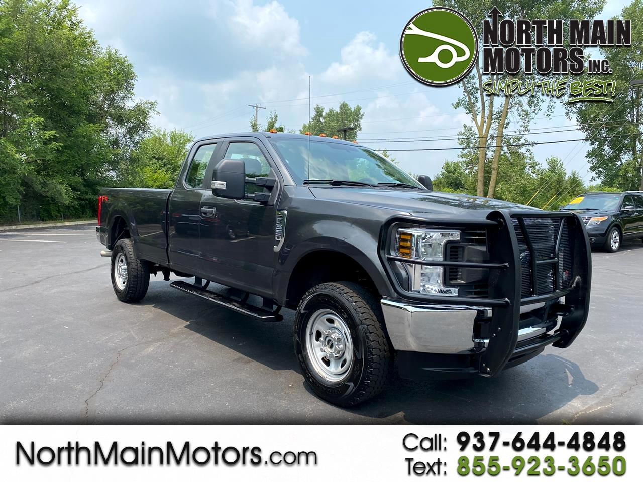 Ford F-350 SD FX4 SuperCab Long Bed 4WD 2018