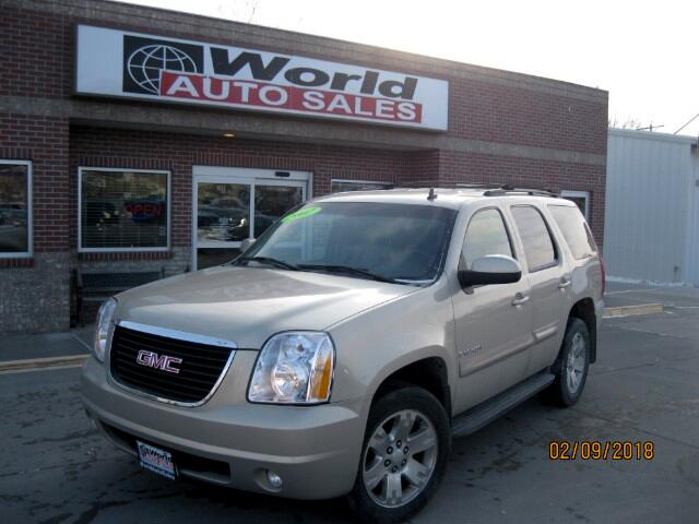 2007 GMC Yukon SLT-2 4WD