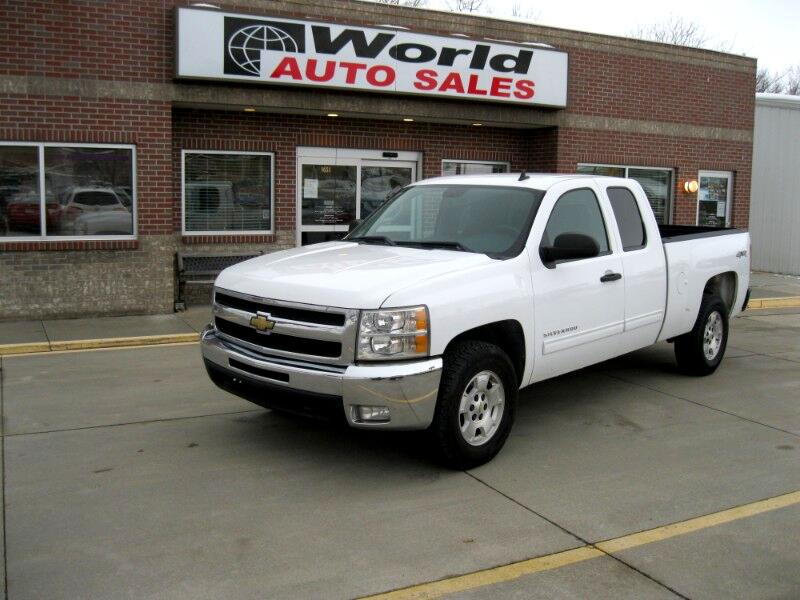 2012 Chevrolet Silverado 1500 LT Ext. Cab Long Box 4WD