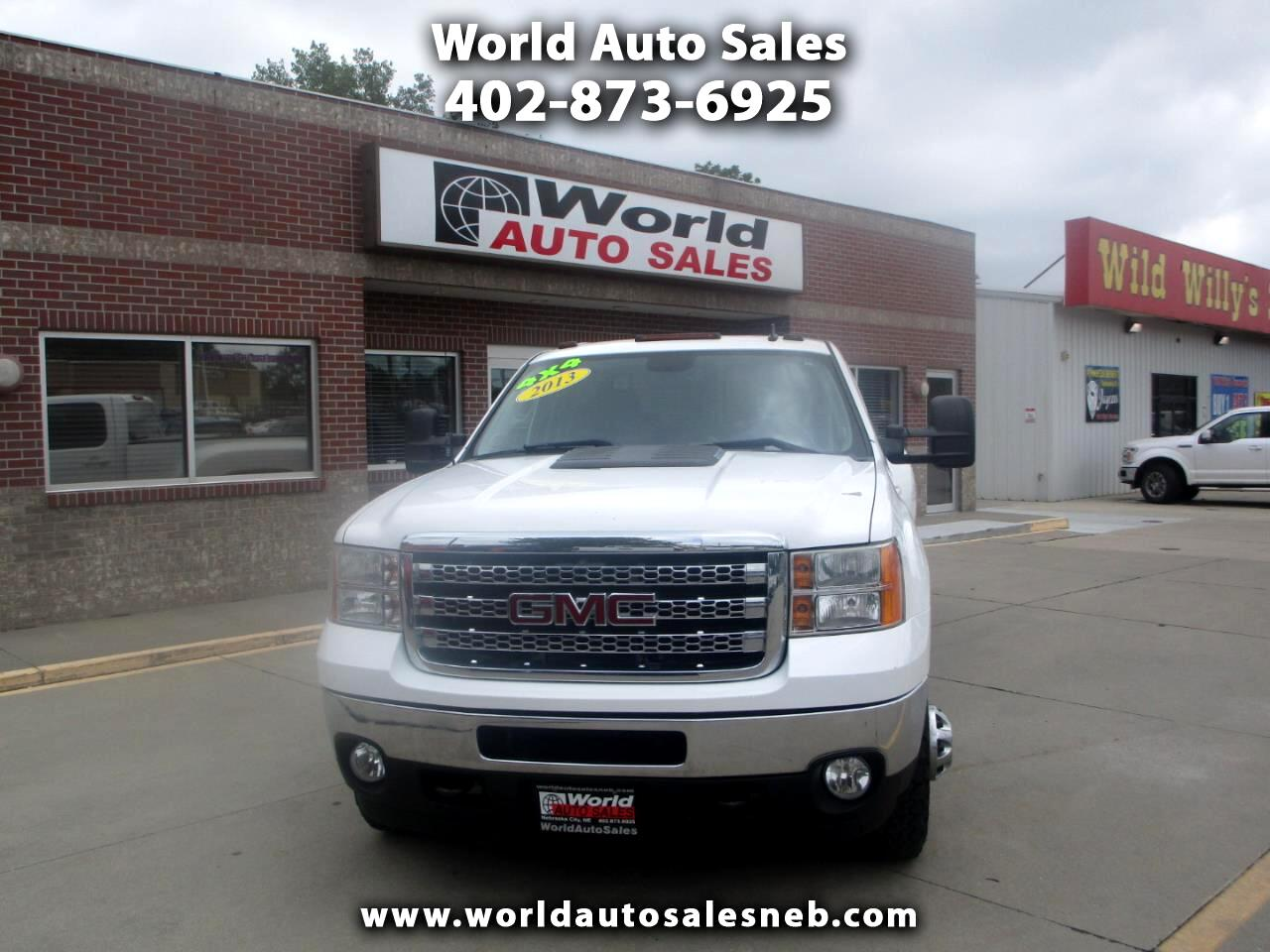 GMC 1 Ton Chassis-Cabs  2013
