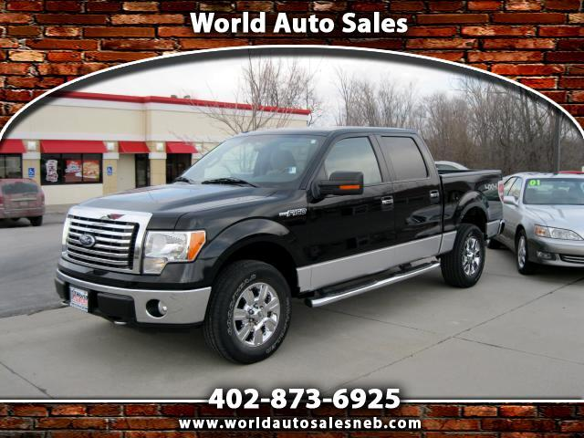 2010 Ford F-150 XLT SuperCab 4WD