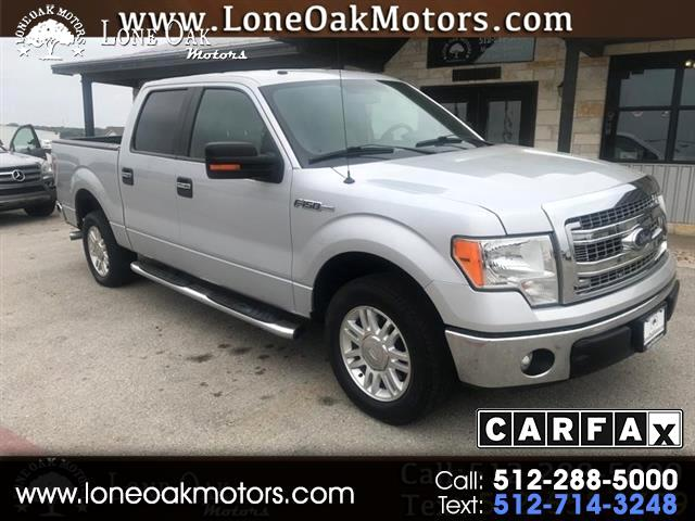 "Ford F-150 2WD SuperCrew 145"" XL 2013"