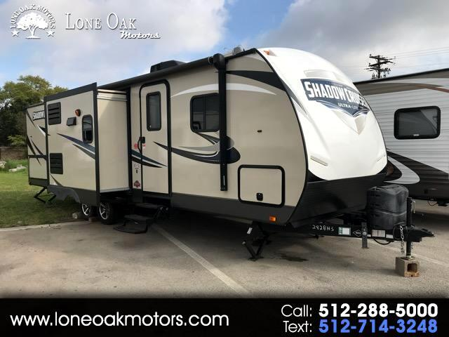 2016 Shadow Cruiser M-961 S282BHS