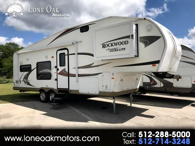 2011 Rockwood Signature ULTRALITE