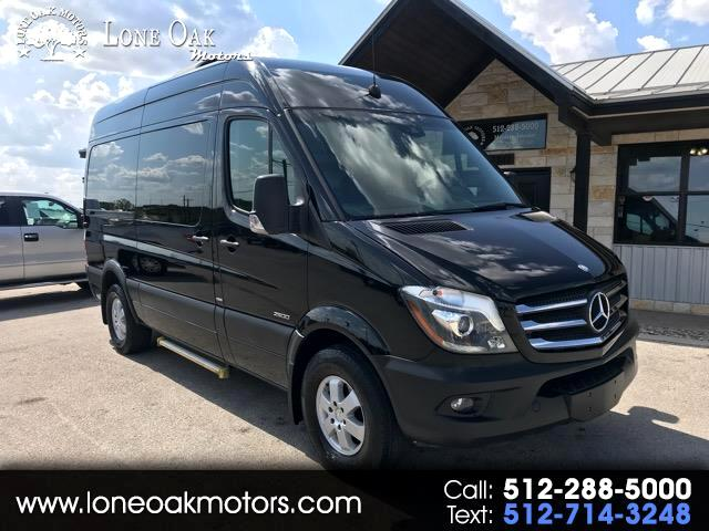 2015 Mercedes-Benz Sprinter 2500 Passenger Van High Roof 144-in. WB