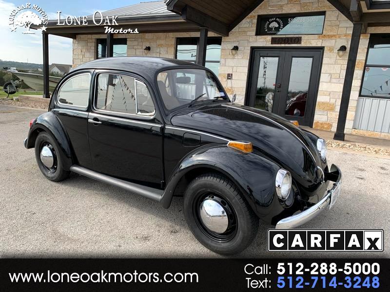 1972 Volkswagen Beetle 1.8T Classic