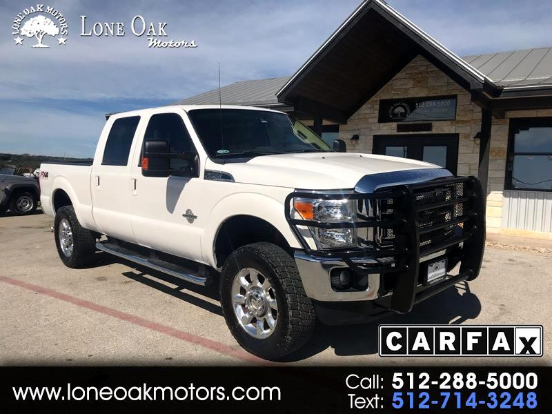 2014 Ford F-350 SD 4WD Crew Cab 156