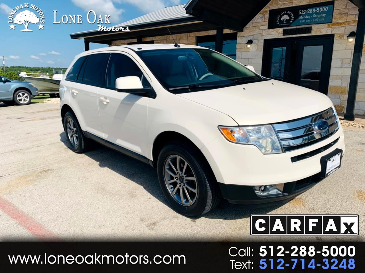 2008 Ford Edge 4dr SEL AWD