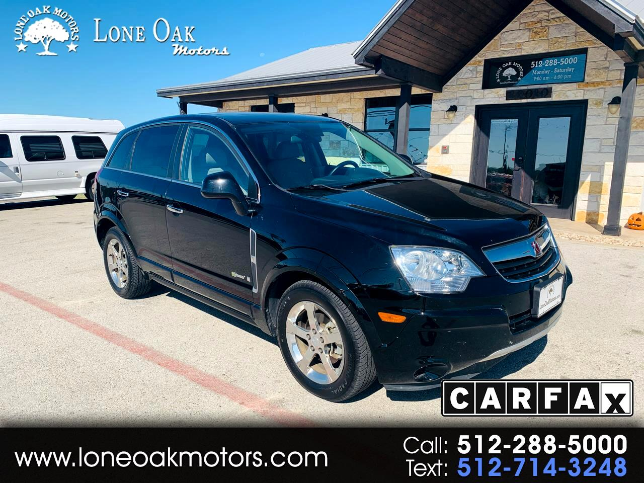 Saturn VUE FWD 4dr I4 Green Line *Late Avail* 2008