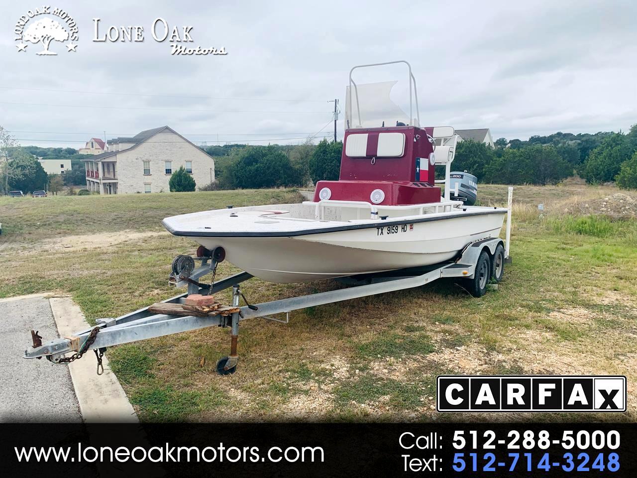 Boat Custom  1994