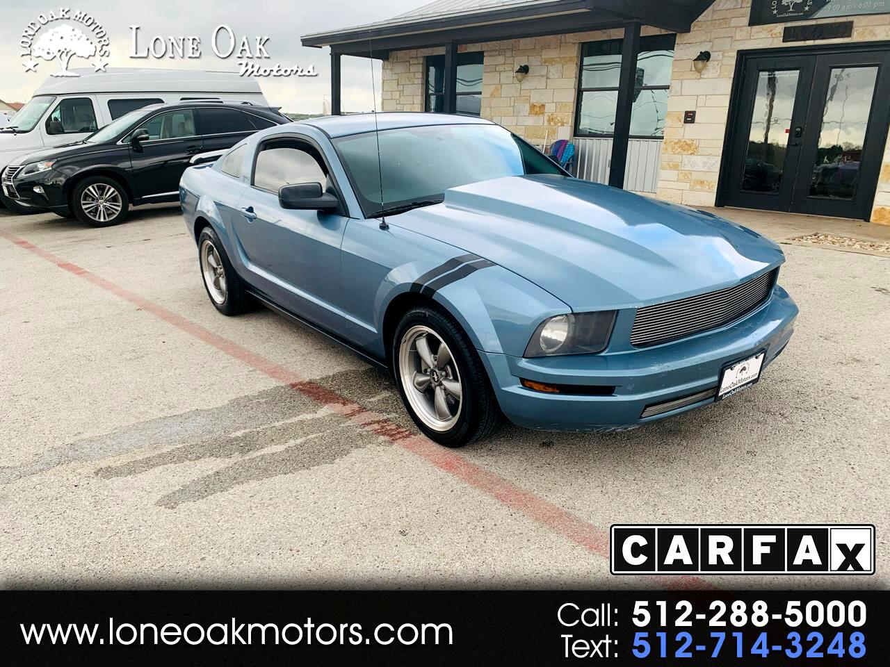 Ford Mustang 2dr Coupe 2007
