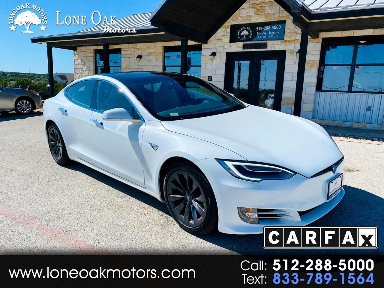 Tesla Model S Long Range Plus AWD 2020
