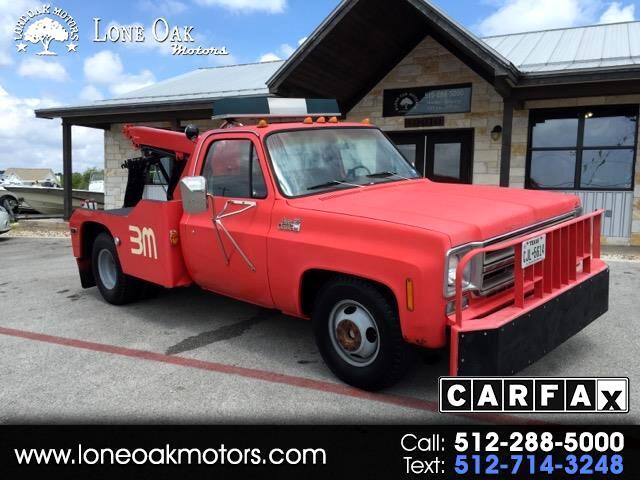 1976 GMC Tow Truck