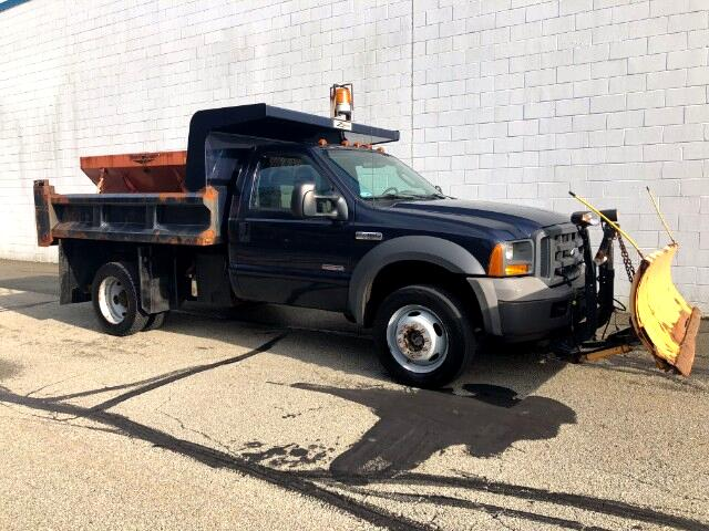 Ford F-450 SD Regular Cab 4WD DRW 2005