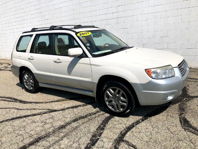 2007 Subaru Forester 2.5X L.L.Bean Edition