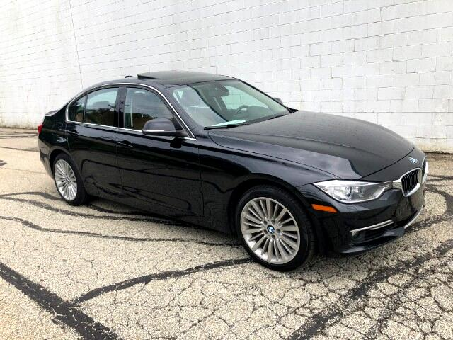 2014 BMW 3-Series 335i xDrive Sedan