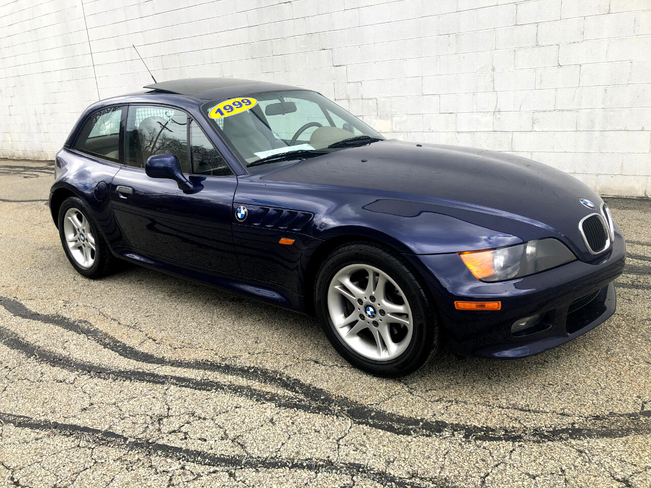 1999 BMW Z3 2.8 Coupe