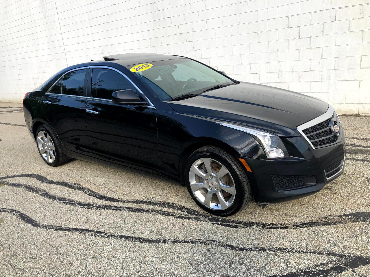2013 Cadillac ATS 2.0L AWD