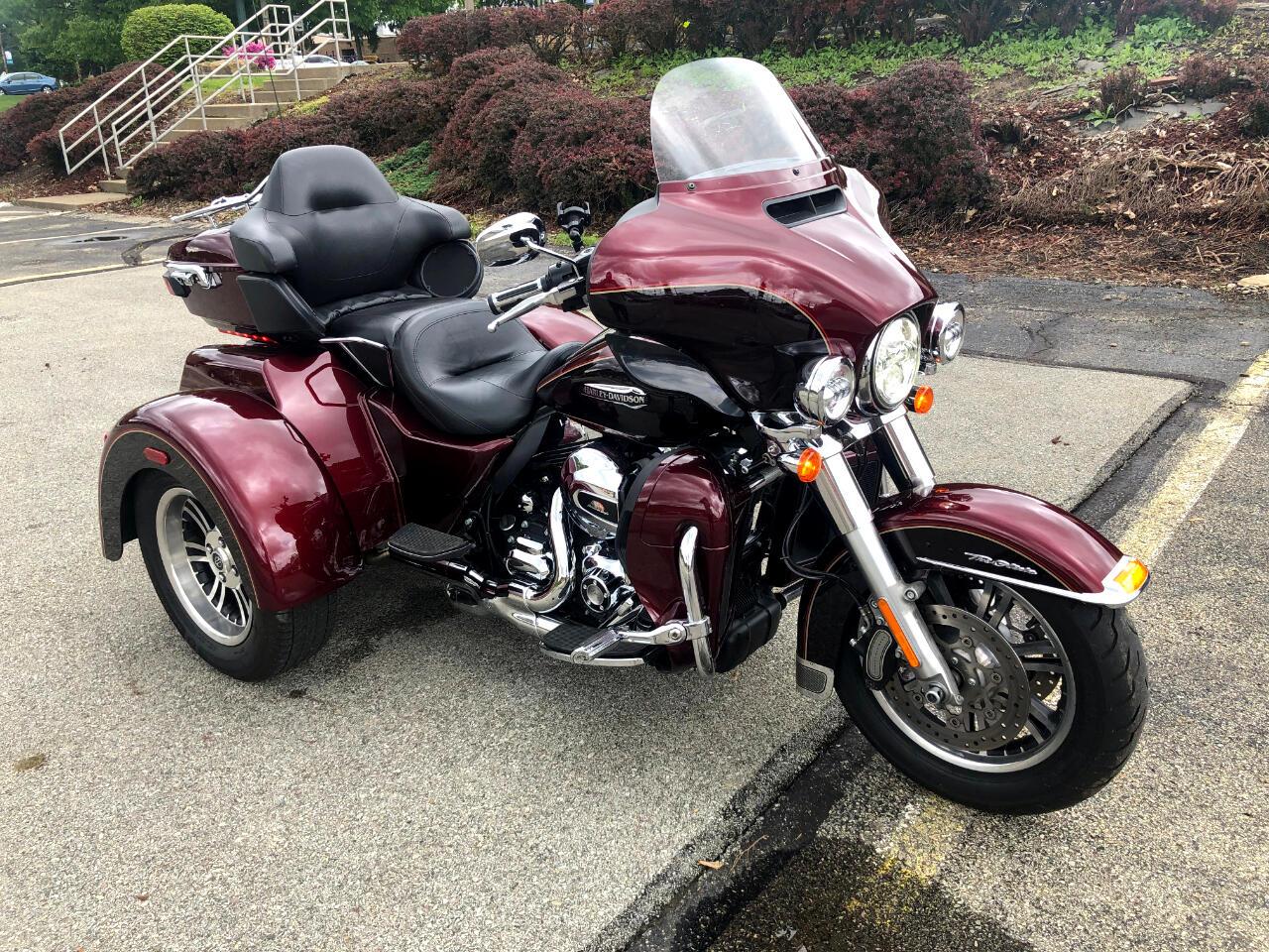 2014 Harley-Davidson FLHTCUTG