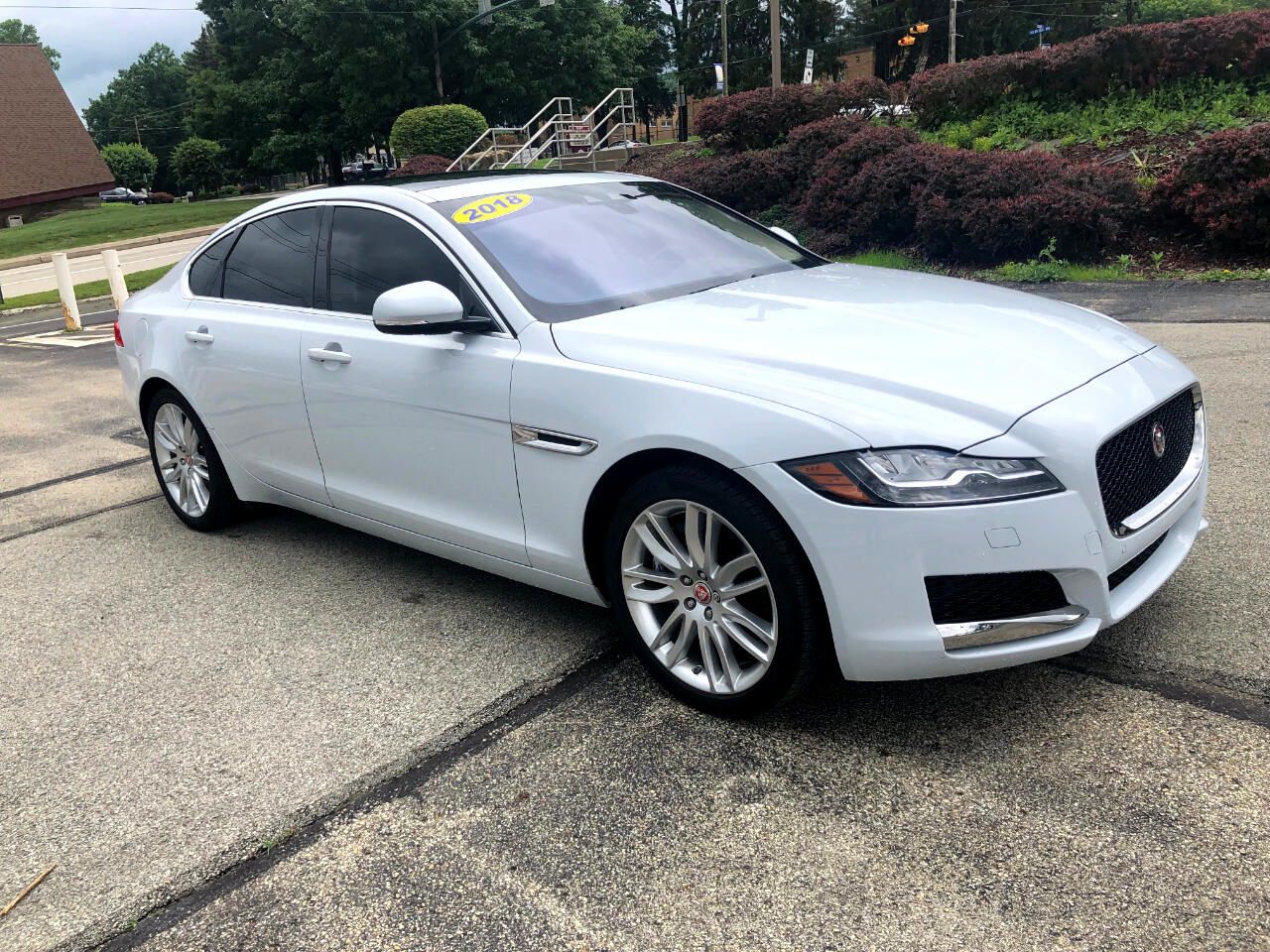 2018 Jaguar XF-Series 35t Portfolio Limited Edition AWD