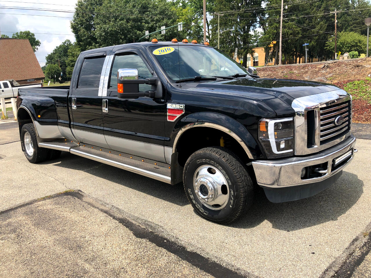 2010 Ford F-350 SD FX4 Crew Cab Long Bed DRW 4WD