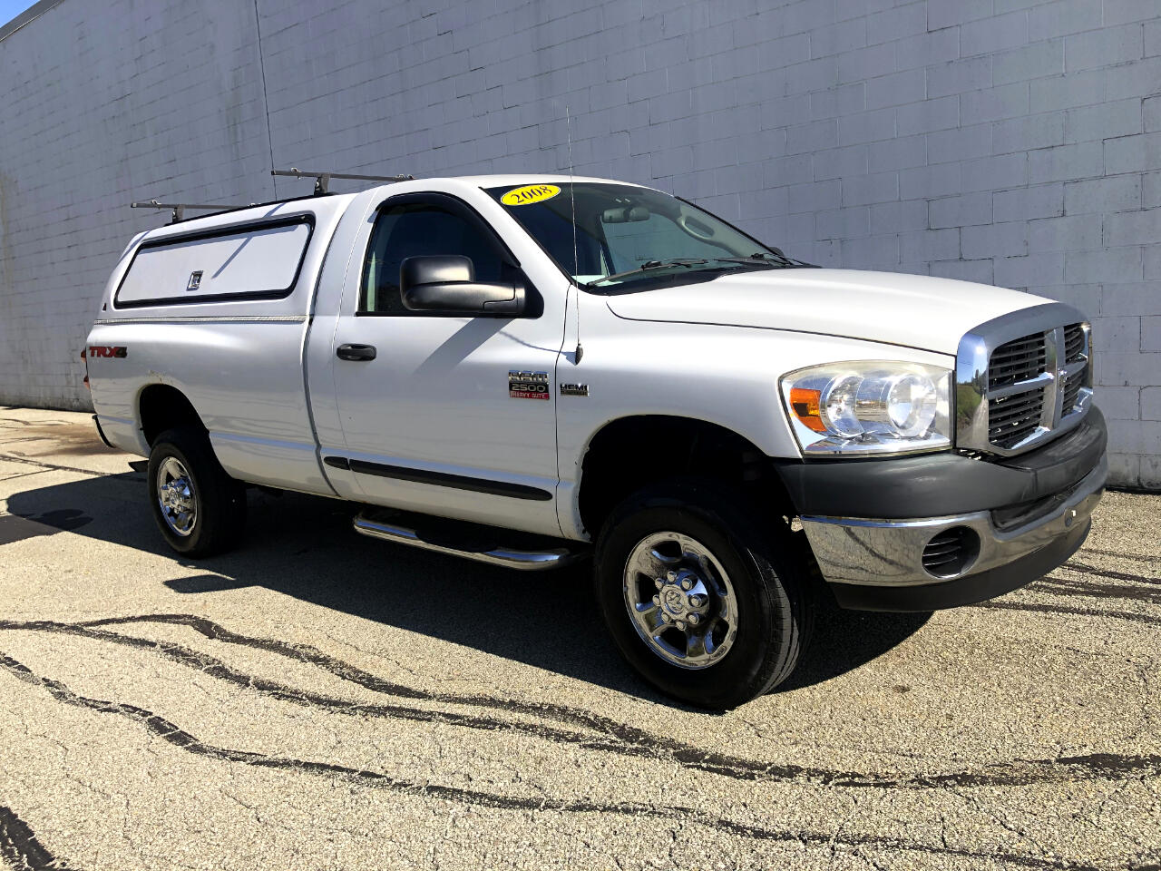 Dodge Ram 2500 Regular Cab 4WD 2008