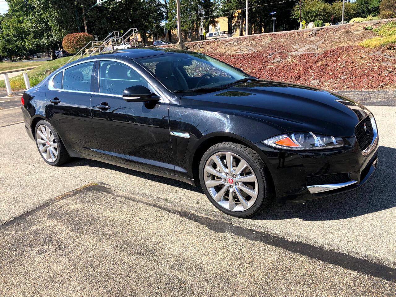 Jaguar XF-Series XF 3.0L V6 SC AWD 2014