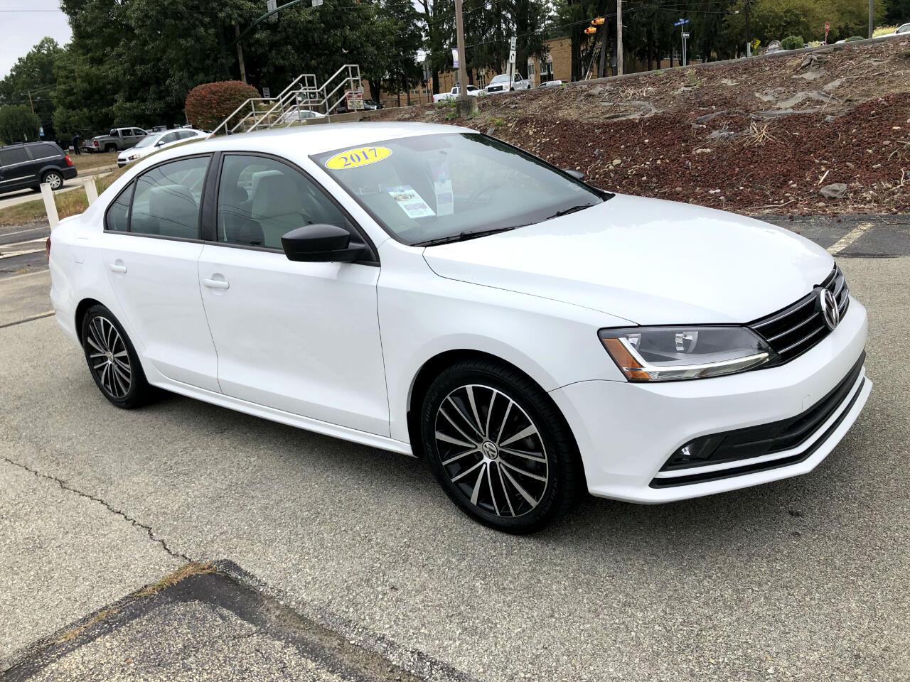 Volkswagen Jetta Sport 6A 2017