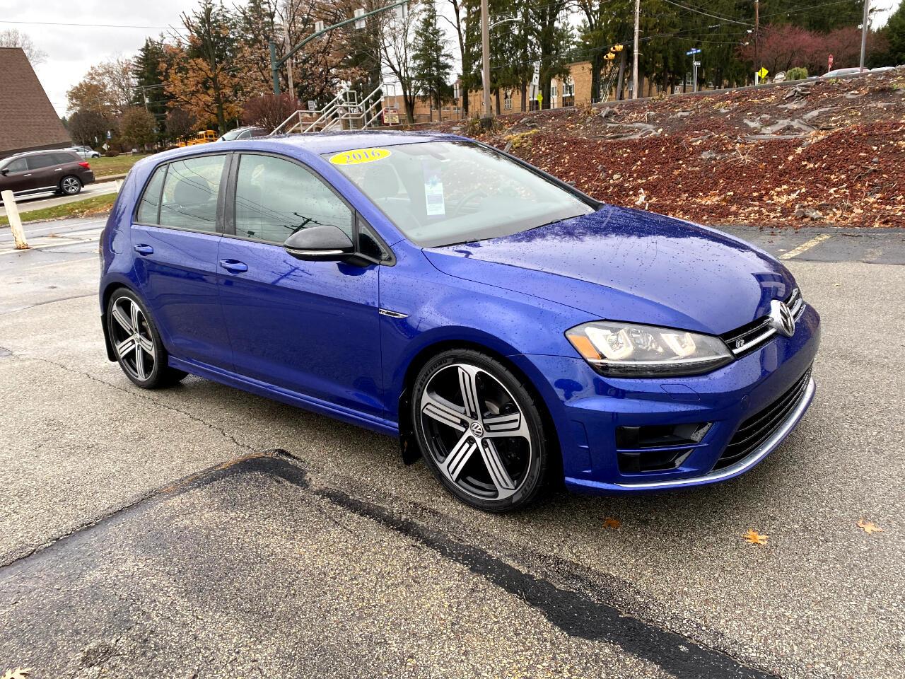 Volkswagen Golf R Base 2016