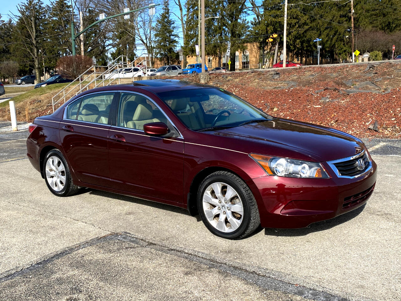 Honda Accord EX-L Sedan AT 2009